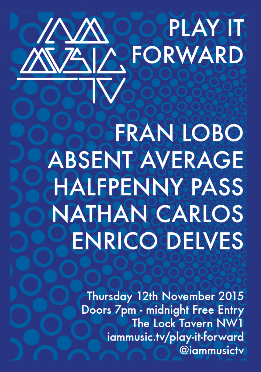 Absent Average playing in London